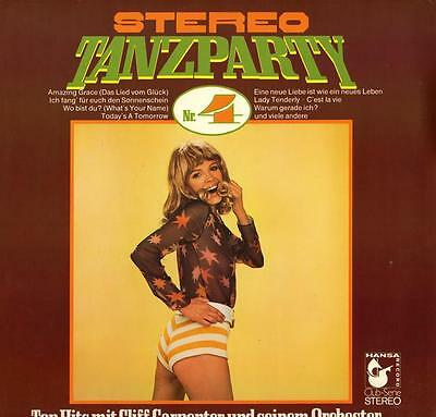 Cliff Carpenter Stereo Tanzparty Nr. 4