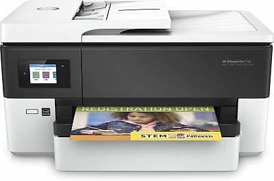 HP OfficeJet Pro 7740 All-in-One Wireless A3 Inkjet Printer with Fax