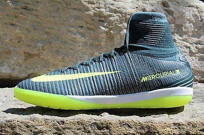 good service many fashionable crazy price 16 NEW NIKE Mercurial X Proximo II CR7 IC Indoor Soccer ...