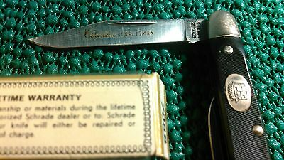 Cadillac vintage certified craftsman knife, NEW never used