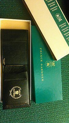 CADILLAC vintage certified craftsman wallet, New in box