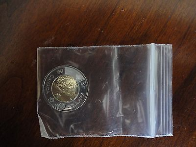 2017 150th Anniversary Of Canada Toonie From Set $2 Two Dollar, DANCE OF SPIRITS