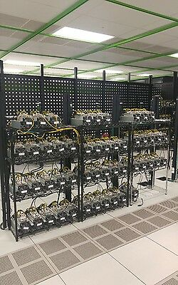 (Lot of 5) Bitmain AntMiner S7 - 4.73 TH/s Bitcoin Miner