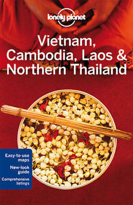 Vietnam Cambodia and Northern Thailand Lonely Planet Travel Guide Book