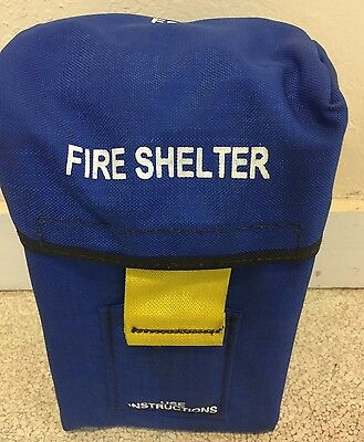 New generation fire shelter