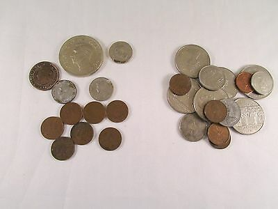 Nice Lot of Canadian Coins Some Scarce Types and Dates Sudbury Nickel Medallion