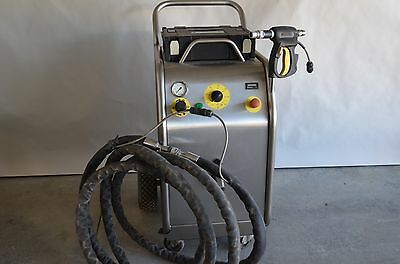 Karcher IB 15/80 Dry Ice Blaster with only 37 hours, Commercial Unit.