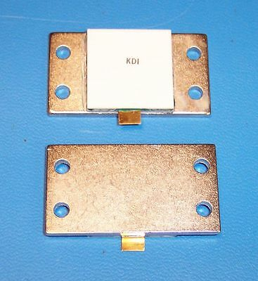 RF Load Termination Resistor 50 Ohm 650 Watt by KDI Aeroflex  PPT 1900-800-50