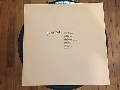 "James Taylor- Greatest Hits-  12"" Vinyl LP  Gatefold record"