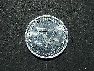 20 sen 1959 and 5 shillings 2005  ! Excellent coins !