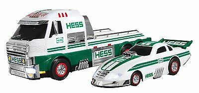 SOLD OUT IN STORES!!!! Brand New 2016 Hess Toy Truck ready to be shipped