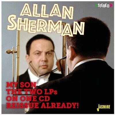 Allan Sherman - My Son The Two Lps On One Reissue Already [New CD] UK - Import