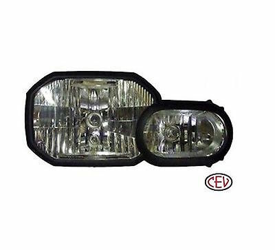 LIGHT UNIT HEADLIGHT FRONT COMPLETE for BMW F 800 GS 2013