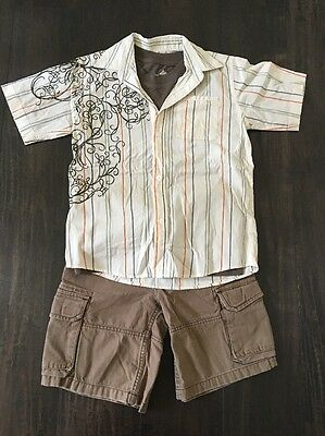 OLD NAVY/ROUTE 66 - Boys 3 Pc Outfit, Size 6/7