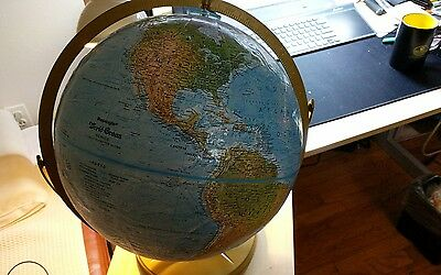 Replogle 12 inch World Ocean Series Globe