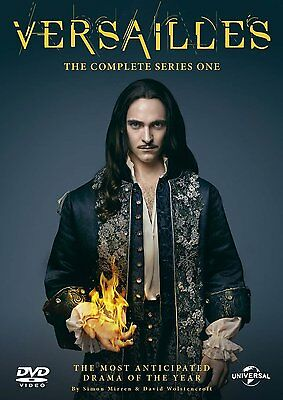 Versailles: The Complete Series One [DVD] Season 1 BRAND NEW REGION 2 SEALED