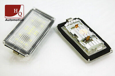 BMW E65 E66 License Licence Number Plate LED Lamp Light