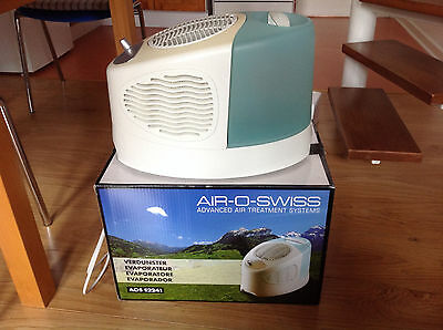Humidificateur d'air à froid - évaporateur Air-O-Swiss AOS E2241