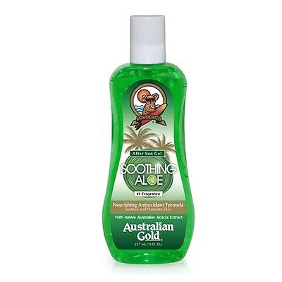 Australian Gold SOOTHING ALOE AFTER SUN GEL NOURISHING 237ml
