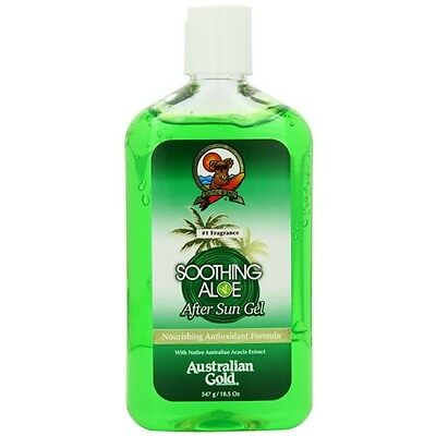 Australian Gold SOOTHING ALOE AFTER SUN GEL NOURISHING 547ml
