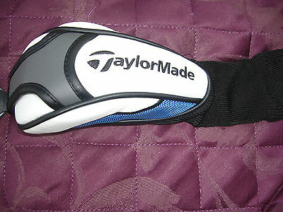 New Taylormade  Hybrid  Head Cover ,with Rotating Disc Numbers