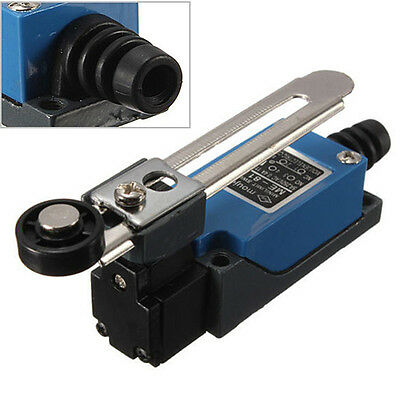 Roller Arm Type AC Adjustable Limit Switch For CNC Mill Laser Plasma ME - 8108