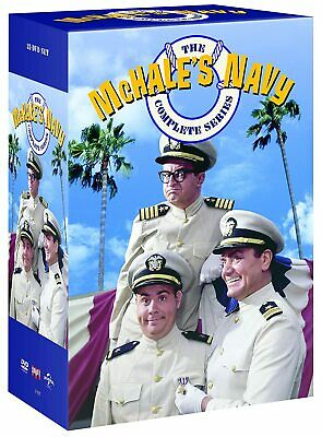 MCHALE'S NAVY 1-4 1962-1966: COMPLETE Classic Comedy TV Season Series NEW R1 DVD