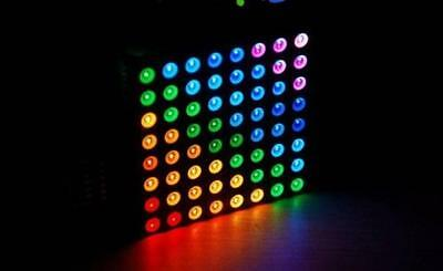 Geeetech LED Matrix 8x8 Triple Color RGB common Anode Display 5mm dia