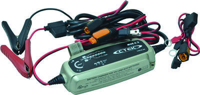 New Battery Charger, Portable 120 VAC Input, Max 4.3A Charge Rate