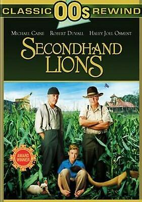 Secondhand Lions - DVD Region 1 Free Shipping!