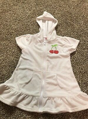 Penny M Swimsuit Cover Up Girls Size 24 Months