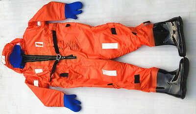 Nos Dbf-1 Adult Immersion Sea Diving Suit Solas Neoprene