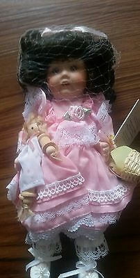 Marie Osmond Children's Miracle Network KATIE Mother's Little Helper Doll 1991