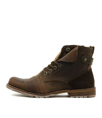New Colorado Berkley Brown Mens Shoes Casual Boots Ankle