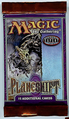 MTG Planeshift  Booster Pack New 2001 WOTC Magic the Gathering Amricons