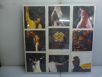 Queen-Live In Budapest 1986. Budapest, Hungary 1986.-2Lp Vinyl-New.sealed