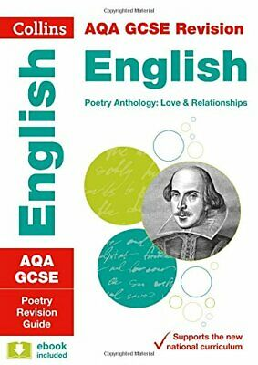 AQA GCSE 9-1 Poetry Anthology: Love and Relationships Revisio... by Collins GCSE