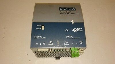 Sola SDN 8-24-100 REDA Power Supply