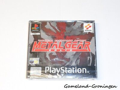 PlayStation / PS1 Game: Metal Gear Solid (NEW/SEALED)