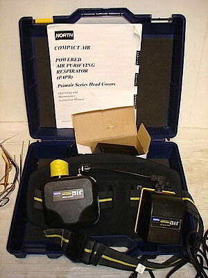 Honeywell 200 Series Powered Air Purifying Respirator Set - Papr - #2