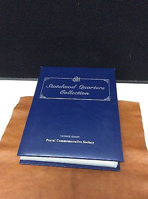 STATEHOOD QUARTERS COLLECTION POSTAL COMMEMORATIVE SOCIETY COMPLETE Vol I of II