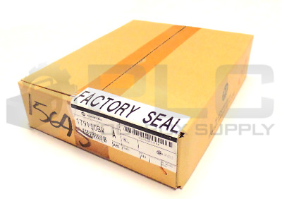 New Sealed Allen Bradley 1791-Iobw Module Ser A