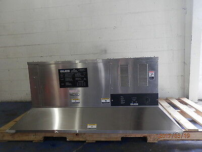 5' Giles Ventless Hood System Self Contained Restaurant