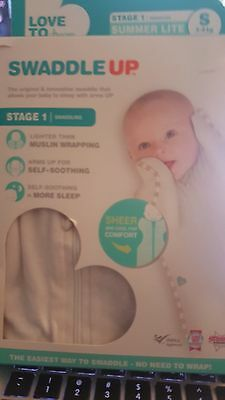 Love to Dream Swaddle UP - Stage 1 Summer Lite Small 6.5 -13 pounds