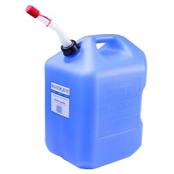 Midwest Can 6700 6 Gallon Water Container with Spout