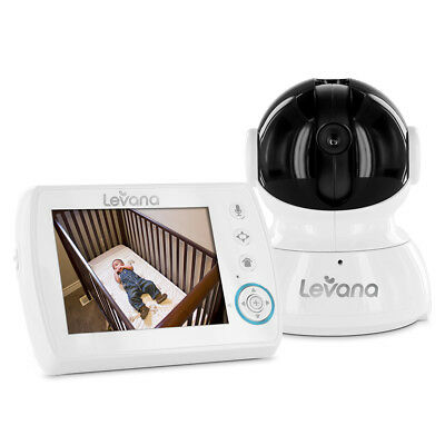 Levana Astra PTZ Digital Baby Video Monitor with Talk to Baby Intercom (32006)