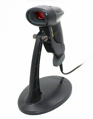USB Automatic Barcode Scanner Scanning Barcode Bar-code Reader with Hands