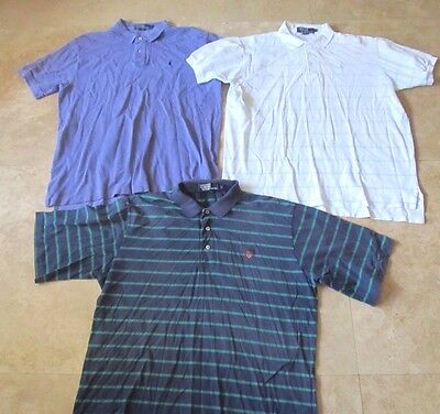 Lot, 3 mens size L,large Polo by Ralph Lauren shirts, tops