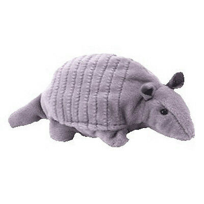 b36097a08a2 TY BEANIE BABY - TANK the Armadillo (4th Gen hang tag) (8 inch ...