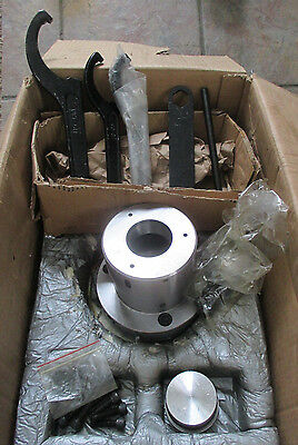 Spindle Collet Nose Adapter Threaded Nose Chuck Lathe